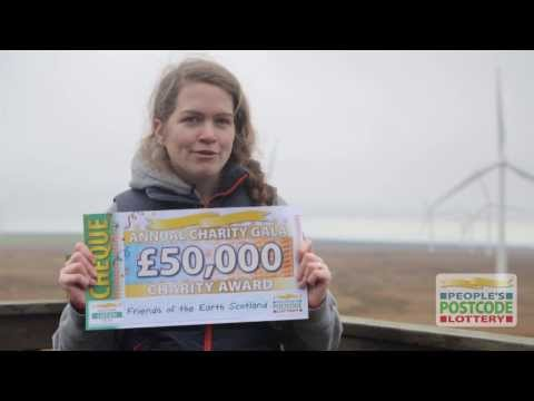 Friends of the Earth Scotland Funding