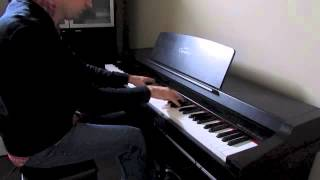 """Close Your Eyes"" - Buffy/Angel love theme (piano cover)"