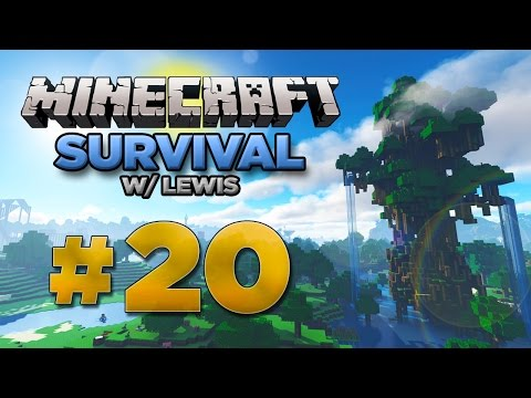 Minecraft Xbox: Survival Lets Play - Part 20 [XBOX ONE EDITION] 2016 Series - W/Commentary