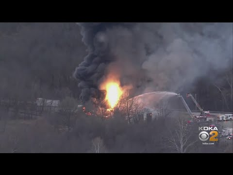 3 Employees Hurt After Tanker Explodes, Starts Fire In Westmoreland Co.