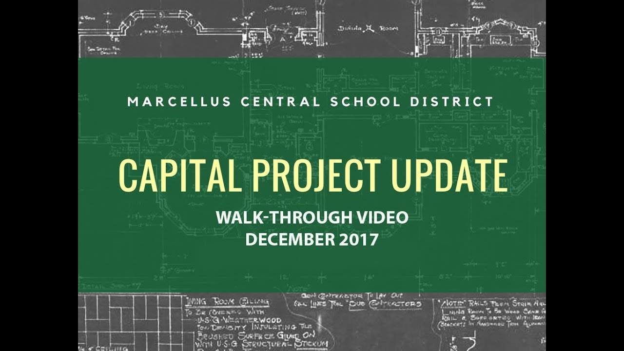 Capital Project Marcellus School District