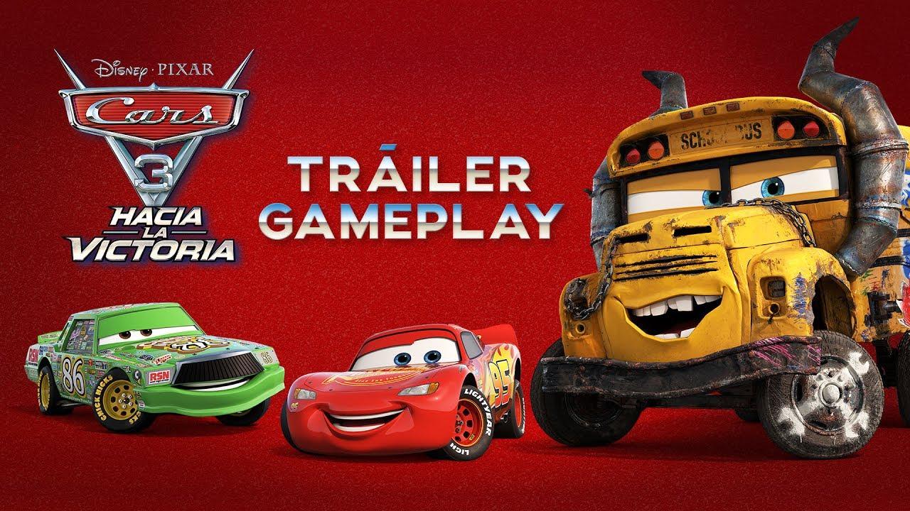 Cars 3 Hacia La Victoria Trailer Del Juego Youtube