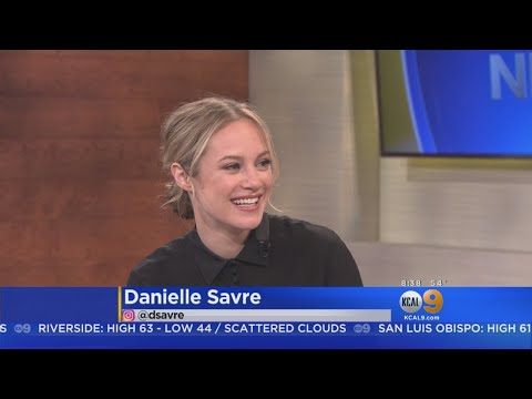 Actress Danielle Savre Discusses Role In 'Deep Blue Sea 2'