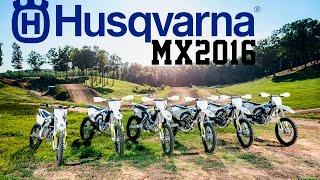 Husqvarna MX 2016