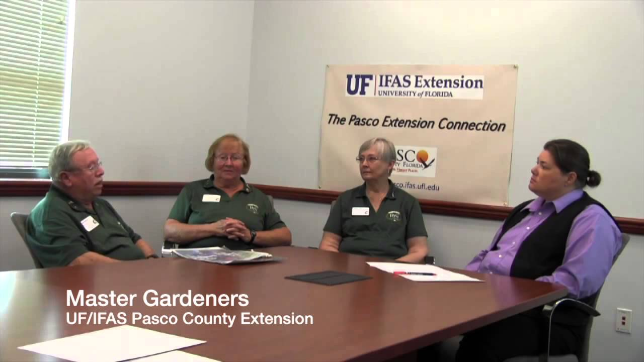 Pasco County Cooperative Extension Home Page