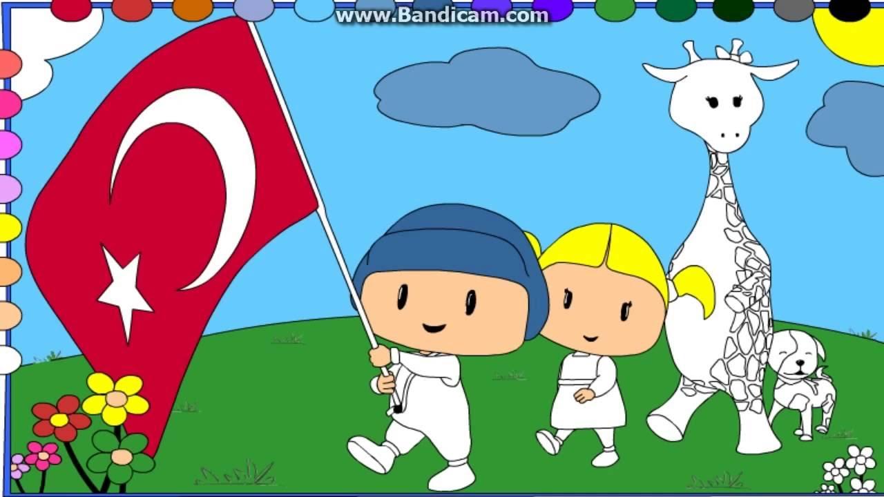 Pepe şila Zulu Boyama Pepe çizgi Film Karakteri Youtube Izle Youtube