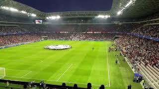 OGCNice vs SSC Napoli - 22.08.2017 - Allianz Riviera - Champions League Anthem