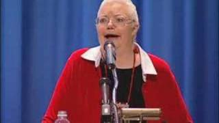 Molly Ivins Speaks at Tulane