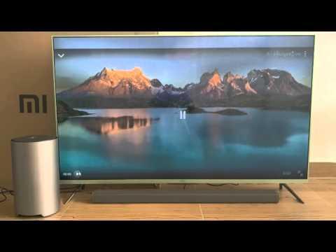 Xiaomi Mi TV 2 55 inch 4K With ORI Speaker Test !