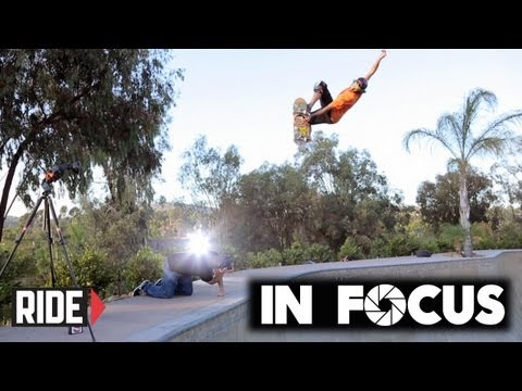 How To: Shoot Skate Photos in a Bowl - Skateboarding Photographer Grant Brittain - In Focus