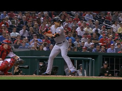 Stanton crushes his 37th homer of the season