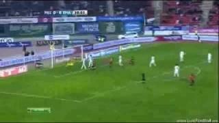 Mallorca Vs Real Madrid 1:2 Tomer Hemed Goal 14.01.12