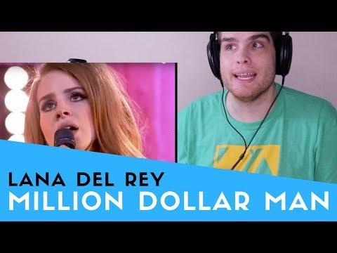 Voice Teacher Reacts to Lana Del Rey - Million Dollar Man