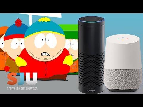 South Park Triggers Real Life Tech Nightmare! - SJU