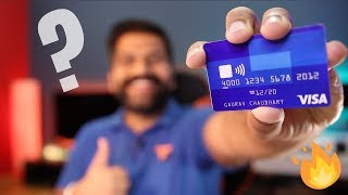 Contactless Visa Card Tap To Pay Explained!!! 💳