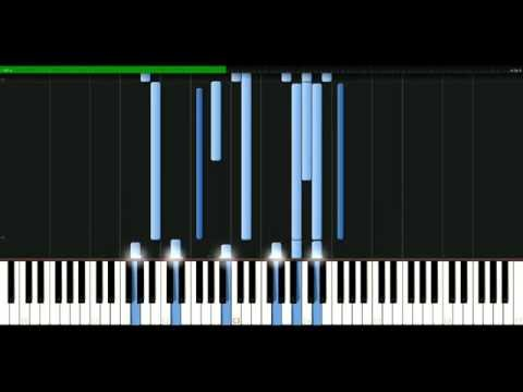 Santana - Samba pa ti [Piano Tutorial] Synthesia | passkeypiano
