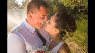 Свадьба на острове  в Чёрном море в России.