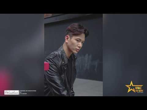 [Make You Shine - Ep 1] - Hoài Nam đến Trải Nghiệm áo Da Bò Biker Jacket