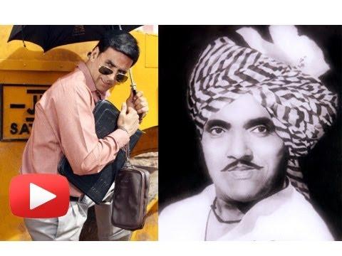 Akshay Kumar's  New Movie On Dada Kondke's Biopic!