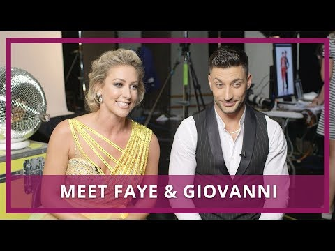 Strictly 2018 | Faye Tozer & Giovanni Pernice Interview