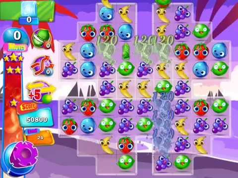 Fruits And Friends - Best Match 3 Puzzle Game - IOS