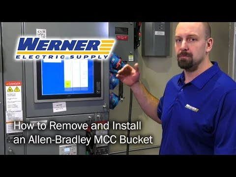 how-to-remove-and-install-an-allen-bradley-motor-control-center-(mcc)-bucket