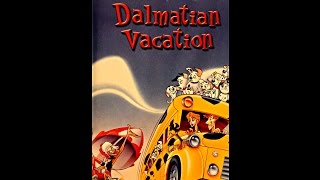 Digitized Opening To Dalmation Vacation (uk Vhs)