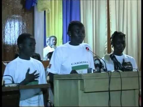 Lancement Officiel CARMMA Tchad