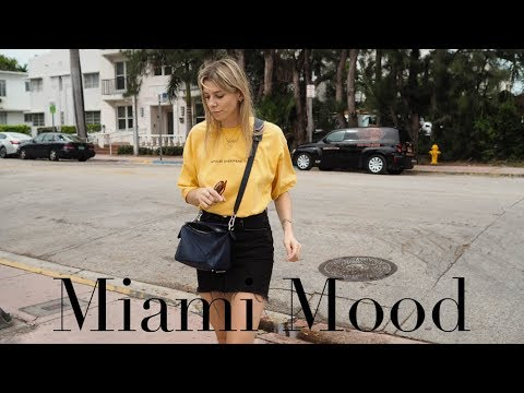 Miami mood | A fashion diary