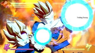 DRAGON BALL FighterZ -  All NEW Ultimate Attacks Characters (HIT, BEERUS, GOKU BLACK , KID BUU)
