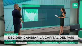 Anuncian cambio de capital en Indonesia