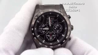 Мужские японские наручные часы Seiko SSC069P1(, 2013-06-11T14:02:38.000Z)