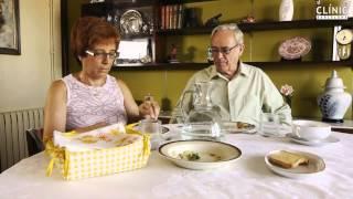 Cuidando al cuidador - 3: La nutrición y las personas mayores. Consejos generales.