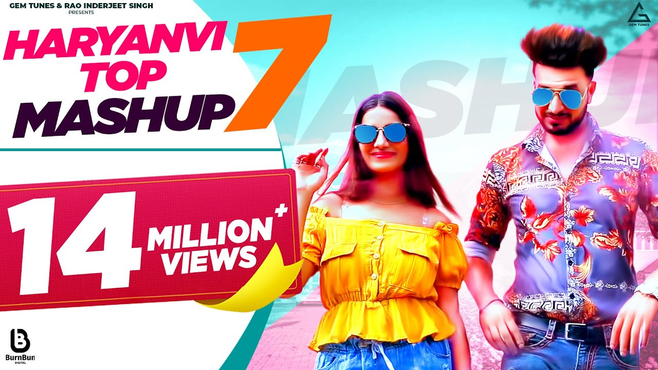 Haryanvi Top Mashup 7   Gaurav Bhati   Monika Sharma, Jyoti Gurjar   Haryanvi Dj Songs 2019   #HTM7