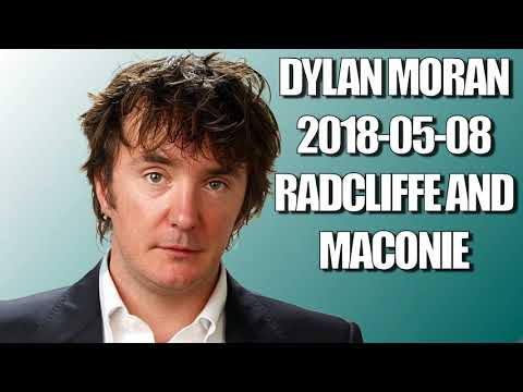 Dylan Moran  20180508  Radcliffe and Maconie couchtripper