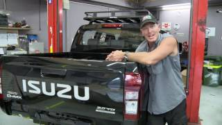 Live the All 4 Adventure Dream Competition Truck Build