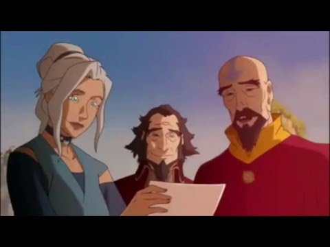 Avatar Aang & His Decendants: If You Could See Me Now