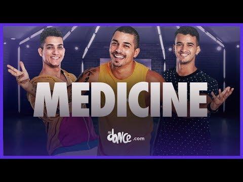 Medicine - Jennifer Lopez Ft. French Montana   FitDance Life (Coreografía Oficial)