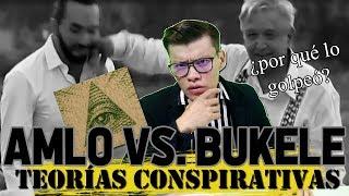 AMLO VS. BUKELE: TEORÍAS CONSPIRATIVAS - SOY JOSE YOUTUBER