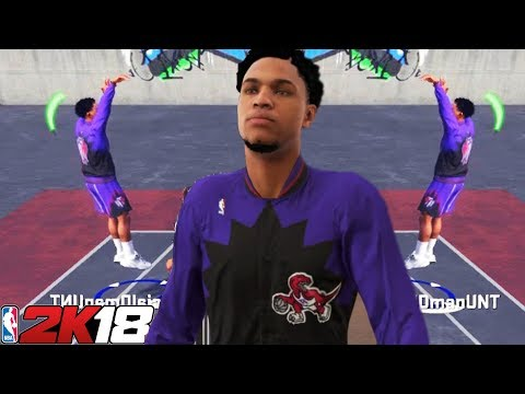 NBA 2K18 Playgrounds: The Ultimate Offensive Build Getting Buckets! 2K18 Mypark