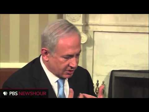Netanyahu Stands Up To Obama