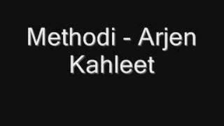 Methodi - Arjen kahleet