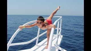 "Gymnastics: swallow stand /равновесие ""ласточка"""