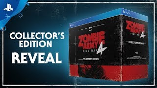 Zombie Army 4: Dead War – Collector's Edition Reveal | PS4