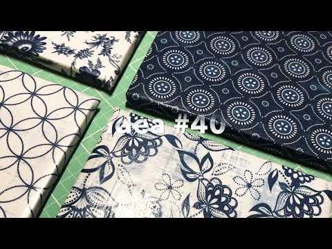 Craft Fair Series 2019-Ceramic Tile Coasters-Idea #40