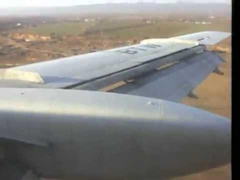 THE SIGHT & THE SOUND 1/14 : Balkan Bulgarian TU-154M LZ-BTW documentary from Frankfurt to Sofia