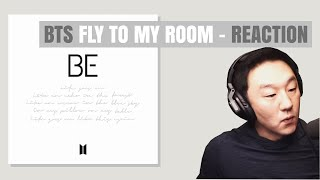 Download lagu DJ REACTION to KPOP - BTS FLY TO MY ROOM