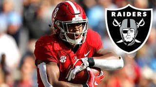 """Josh Jacobs Official Highlights   Welcome To Oakland   """"Slippery"""""""