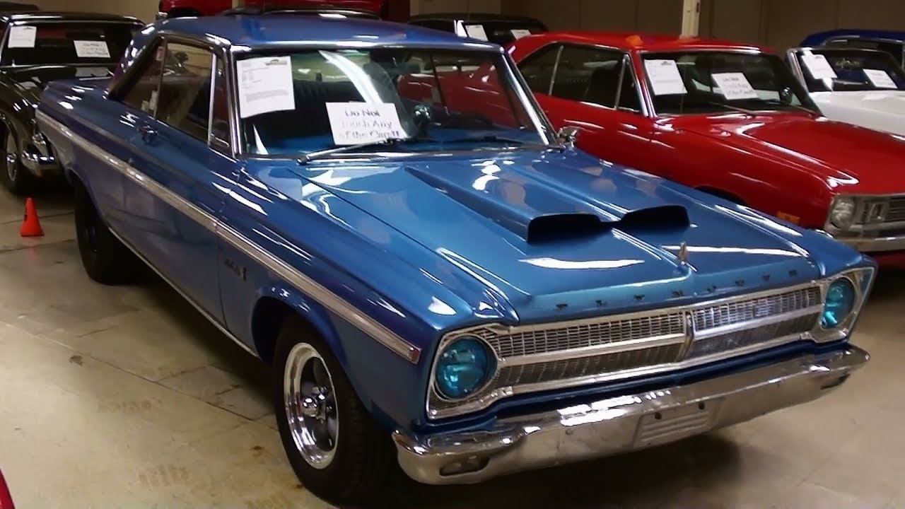 1965 Plymouth Belvedere 440 V8 Mopar Muscle Car - YouTube