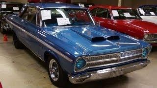1965 Plymouth Belvedere 440 V8 Mopar Muscle Car